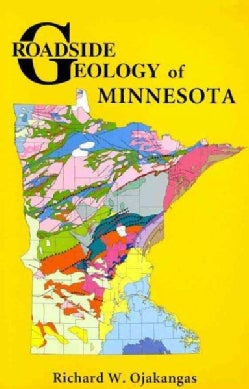 Roadside Geology of Minnesota (Paperback)