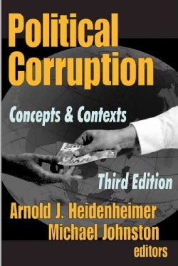 Political Corruption: Readings in Comparative Analysis (Paperback)