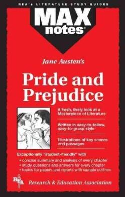 Maxnotes Pride & Prejudice (Paperback)