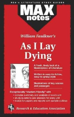 William Faulkner's As I Lay Dying (Paperback)