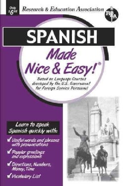 Spanish Made Nice & Easy! (Paperback)