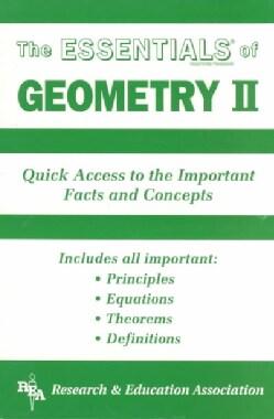 Geometry II Essentials (Paperback)