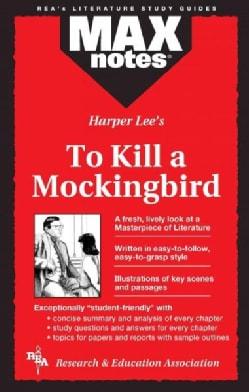 Max Notes - To Kill a Mockingbird (Paperback)