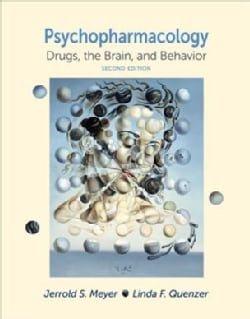 Psychopharmacology: Drugs, the Brain, and Behavior (Hardcover)