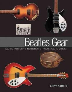 Beatles Gear (Hardcover)