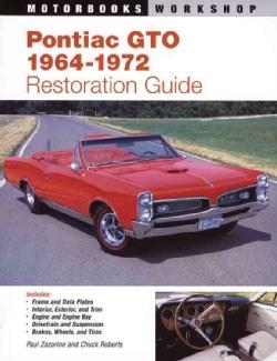 Pontiac Gto Restoration Guide 1964-1972 (Paperback)
