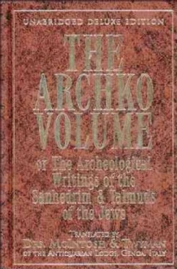 Archko Volume (Hardcover)