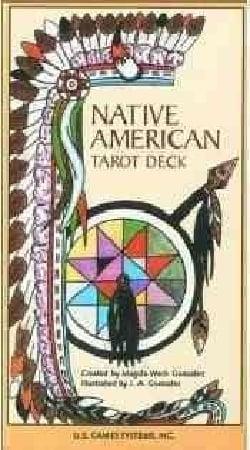 Native American Tarot Deck (Cards)