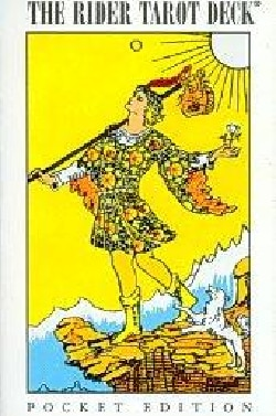 Rider Waite Tarot (Cards)