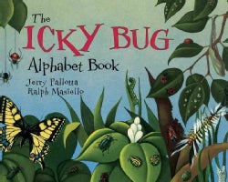 The Icky Bug Alphabet Book (Paperback)