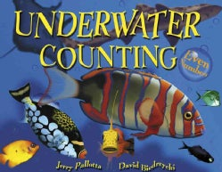 Underwater Counting: Even Numbers (Paperback)