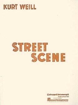 Street Scene: Vocal Score (Paperback)