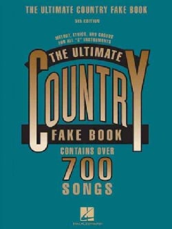 The Ultimate Country Fake Book: C Instruments (Paperback)