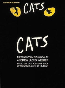 Vocal Selections from Cats (Paperback)