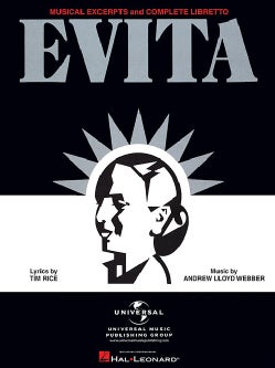 Evita-Musical Excerpts and Complete Libretto (Paperback)
