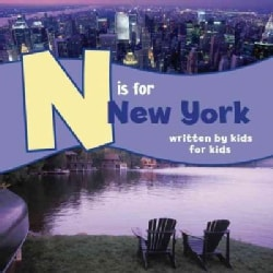 N Is for New York (Hardcover)