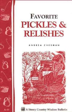 Favorite Pickles and Relishes (Paperback)