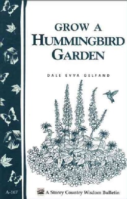 Growing a Hummingbird Garden (Paperback)