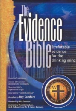 The Evidence Bible (Paperback)