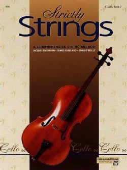 Strictly Strings: Cello Book 2 (Paperback)