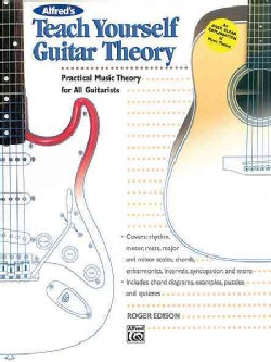 Teach Yourself Guitar Theory (Paperback)