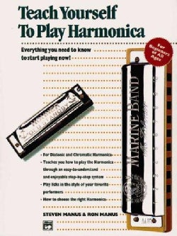 Teach Yourself Harmonica (Paperback)