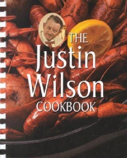Justin Wilson Cook Book (Paperback)