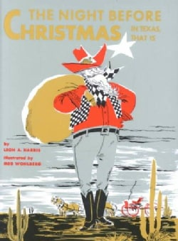 Night Before Christmas in Texas, That Is (Hardcover)