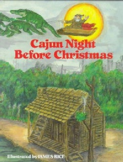 Cajun Night Before Christmas (Hardcover)