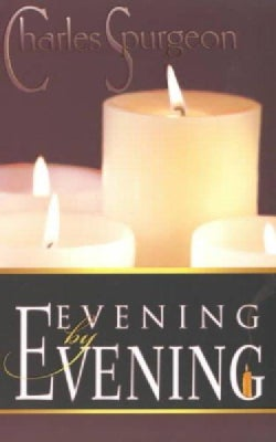 Evening by Evening (Paperback)