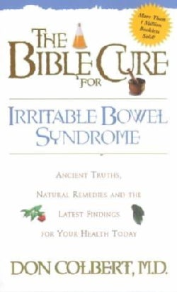 The Bible Cure for Irritable Bowel Syndrome (Paperback)