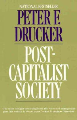 Post-Capitalist Society (Paperback)