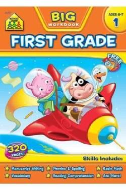 Big First Grade Workbook (Paperback)