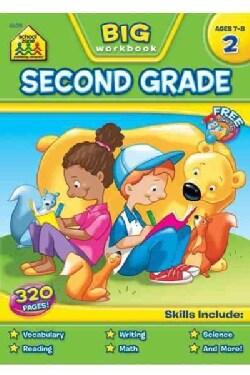 Big Second Grade Workbook (Paperback)