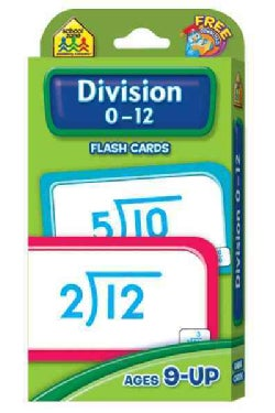 Division 0-12 (Cards)