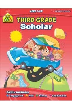 Third Grade Scholar (Paperback)