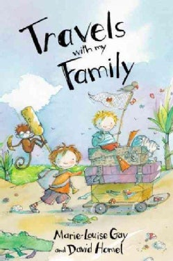 Travels With My Family (Paperback)