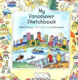 My Vancouver Sketchbook (Paperback)