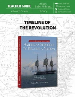 Timeline of the Revolution 4th - 6th Grade: For Use With America's Struggle to Become a Nation (Paperback)