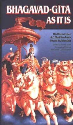 Bhagavad Gita As It Is (Paperback)
