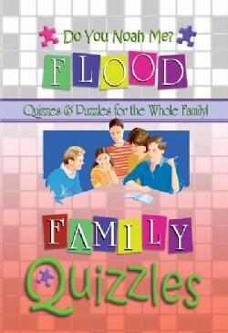 Do You Noah Me: Quizzles About the Flood (Paperback)