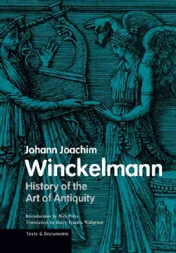 History of the Art of Antiquity (Paperback)