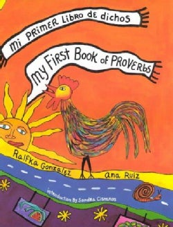 My First Book of Proverbs/Mi Primer Libro De Dichos (Paperback)