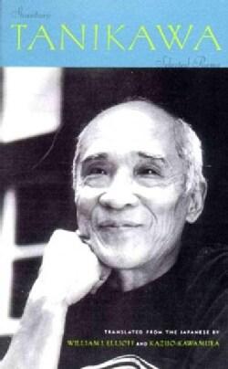 Shuntaro Tanikawa: Selected Poems (Paperback)