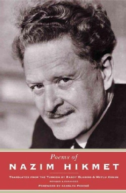 Poems of Nazim Hikmet (Paperback)