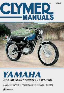 Yamaha Dt and Mx Singles, 1977-1983 (Paperback)