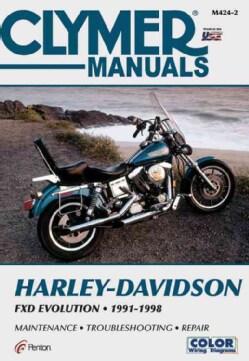 Harley-Davidson Fxd Evolution 1991-1998 (Paperback)