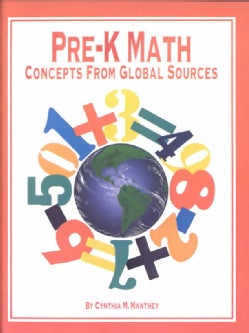 Pre-K Math: Concepts from Global Sources (Paperback)