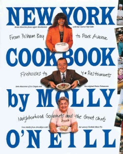 New York Cookbook (Paperback)