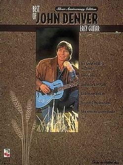 Best of John Denver: Easy Guitar (Paperback)